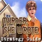 Murder, She Wrote Strategy Guide 游戏