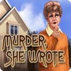 Murder, She Wrote 游戏