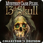 Mystery Case Files: 13th Skull Collector's Edition 游戏