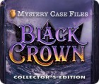 Mystery Case Files: Black Crown Collector's Edition 游戏