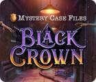 Mystery Case Files: Black Crown 游戏