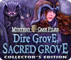Mystery Case Files: Dire Grove, Sacred Grove Collector's Edition 游戏