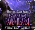 Mystery Case Files: Escape from Ravenhearst Strategy Guide 游戏
