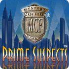 Mystery Case Files: Prime Suspects 游戏
