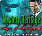 Mystery Heritage: Sign of the Spirit Collector's Edition 游戏
