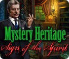 Mystery Heritage: Sign of the Spirit 游戏