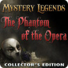 Mystery Legends: The Phantom of the Opera Collector's Edition 游戏