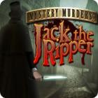 Mystery Murders: Jack the Ripper 游戏