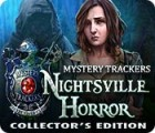 Mystery Trackers: Nightsville Horror Collector's Edition 游戏