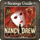 Nancy Drew - Danger by Design Strategy Guide 游戏