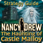 Nancy Drew: The Haunting of Castle Malloy Strategy Guide 游戏