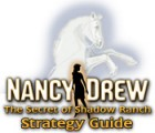 Nancy Drew: Secret of Shadow Ranch Strategy Guide 游戏