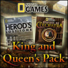 Nat Geo Games King and Queen's Pack 游戏