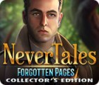 Nevertales: Forgotten Pages Collector's Edition 游戏