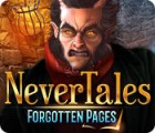 Nevertales: Forgotten Pages 游戏