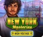 New York Mysteries: High Voltage 游戏