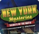 New York Mysteries: Secrets of the Mafia. Collector's Edition 游戏