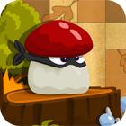 Ninja Mushroom 游戏