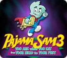 Pajama Sam 3: You Are What You Eat From Your Head to Your Feet 游戏