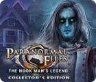 Paranormal Files: The Hook Man's Legend Collector's Edition 游戏