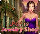 Paris Jewelry Shop 游戏