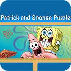 Patrick And Sponge Bob Jigsaw 游戏