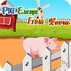 Pig Escape From Farm 游戏