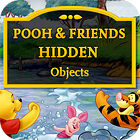 Pooh and Friends. Hidden Objects 游戏
