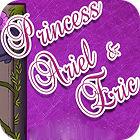 Princess Ariel and Eric. Coloring 游戏