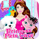 Princess Pets Care 游戏