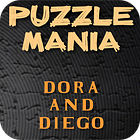 Puzzlemania. Dora and Diego 游戏