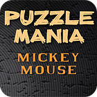 Puzzlemania. Mickey Mouse 游戏