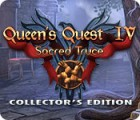 Queen's Quest IV: Sacred Truce Collector's Edition 游戏