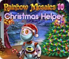 Rainbow Mosaics 10: Christmas Helper 游戏