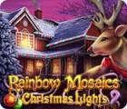 Rainbow Mosaics: Christmas Lights 2 游戏