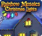Rainbow Mosaics: Christmas Lights 游戏