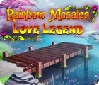 Rainbow Mosaics: Love Legend 游戏