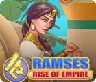 Ramses: Rise Of Empire 游戏