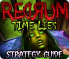 Redrum: Time Lies Strategy Guide 游戏