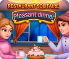 Restaurant Solitaire: Pleasant Dinner 游戏