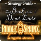Riddle of the Sphinx Strategy Guide 游戏