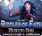 Riddles of Fate: Memento Mori Collector's Edition 游戏