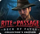 Rite of Passage: Deck of Fates Collector's Edition 游戏