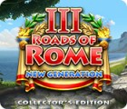 Roads of Rome: New Generation III Collector's Edition 游戏