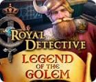 Royal Detective: Legend of the Golem 游戏