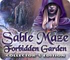 Sable Maze: Forbidden Garden Collector's Edition 游戏
