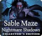 Sable Maze: Nightmare Shadows Collector's Edition 游戏