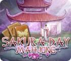Sakura Day Mahjong 游戏