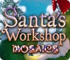 Santa's Workshop Mosaics 游戏