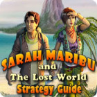 Sarah Maribu and the Lost World Strategy Guide 游戏